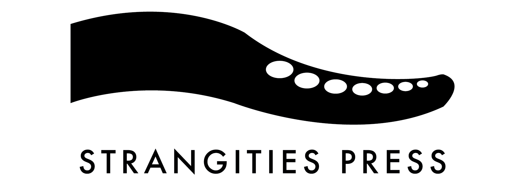 STRANGITIES Press Logo Banner